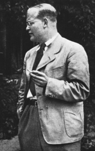 Dietrich Bonhoeffer: German Lutheran Minister, Activist & Theologian (image was provided to Wikimedia Commons by the German Federal Archive (Deutsches Bundesarchiv)).