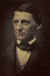 """""""Ralph Waldo Emerson ca1857"""". Licensed under Public Domain via Wikimedia Commons."""